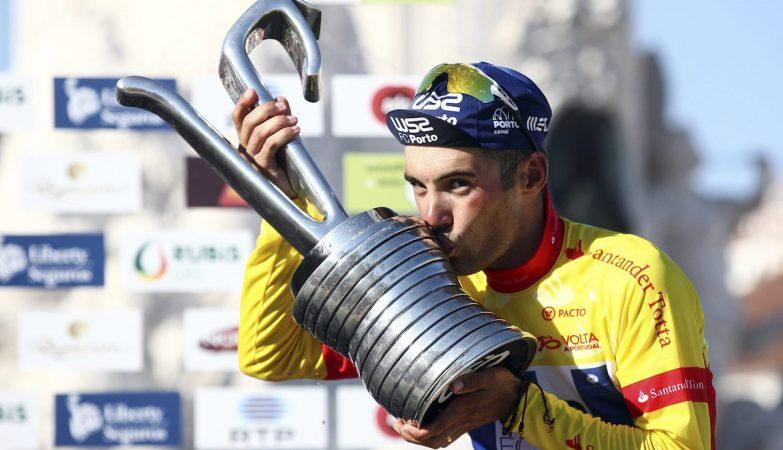 Rui Vinhas venceu a 78ª Volta a Portugal em Bicicleta