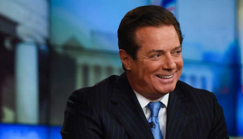 Paul Manafort, director da campanha presidencial de Donald Trump,