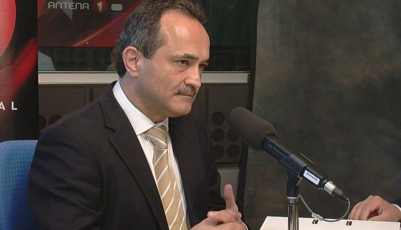 António Laranjo, o novo presidente da Infraestruturas de Portugal