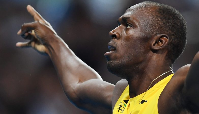 Usain Bolt vence os 200m nos Jogos Olímpicos do Rio 2016, 19 de Agosto de 2016