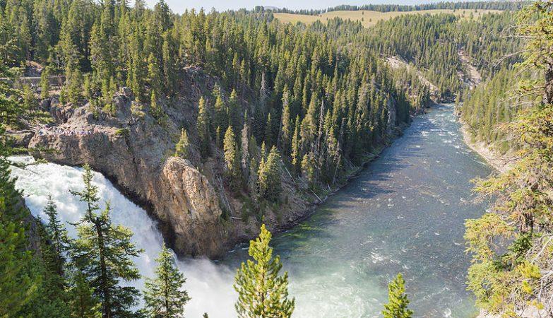 Rio Yellowstone, nos EUA