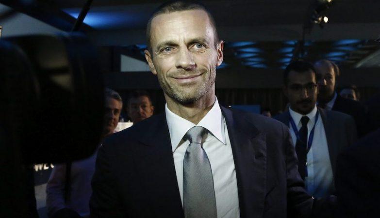 Esloveno Aleksander Ceferin é o novo líder do futebol europeu — UEFA