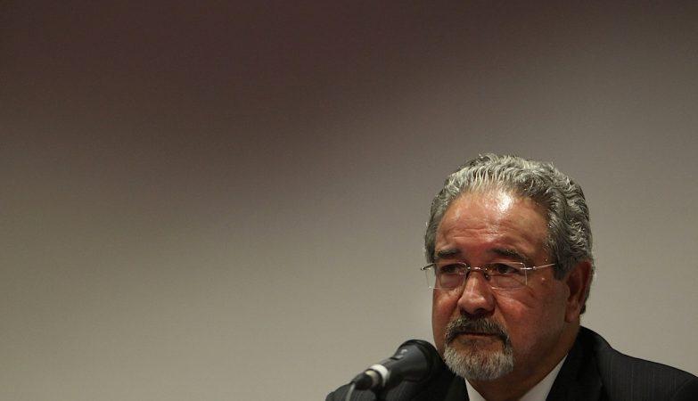 O ex-presidente da Câmara Municipal de Oeiras, Isaltino Morais