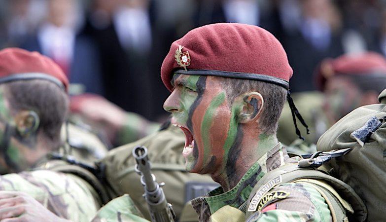 Sete militares dos Comandos detidos - ZAP 93d967c287d