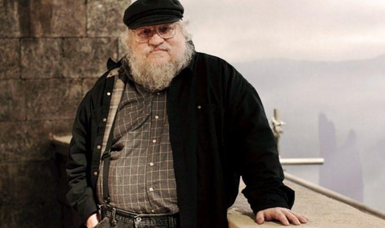 George R.R. Martin, autor de Game of Thrones