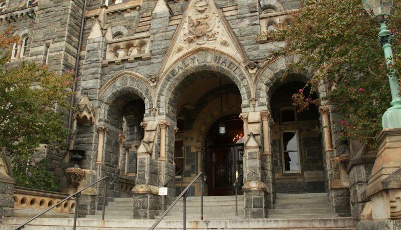 Universidade de Georgetown, nos EUA