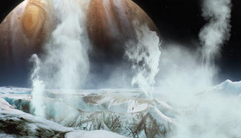 NASA descobre indícios de água em lua de Júpiter