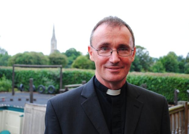 Nicholas Chamberlain, bispo de Grantham