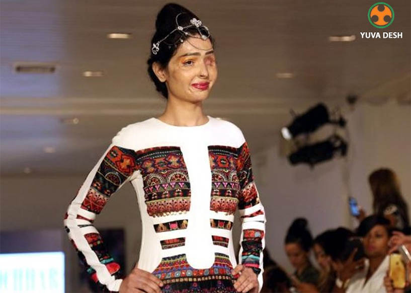 Reshma Qureshi na Semana da Moda de Nova Iorque