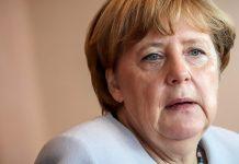A chanceler alemã, Angela Merkel