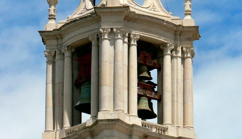 Carrilhões no Palácio Nacional de Mafra