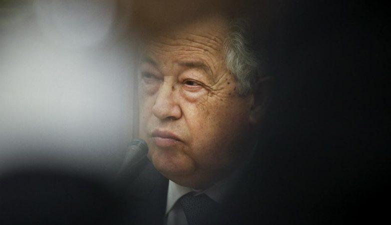 Joaquim Marques dos Santos, antigo presidente do conselho de administração do Banif