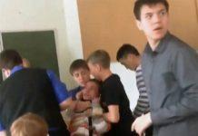 Estudantes defendem professor