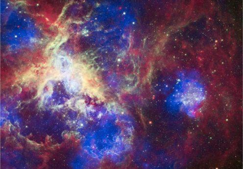 Nebulosa Tarântula