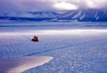 Espírito de aventura: o quebra-gelos russo Kapitan Dranitsyn no oceano Ártico
