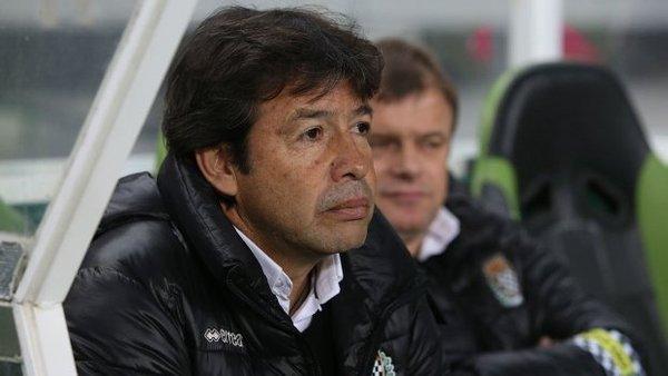 Erwin Sanchez, antigo jogador e treinador do Boavista FC