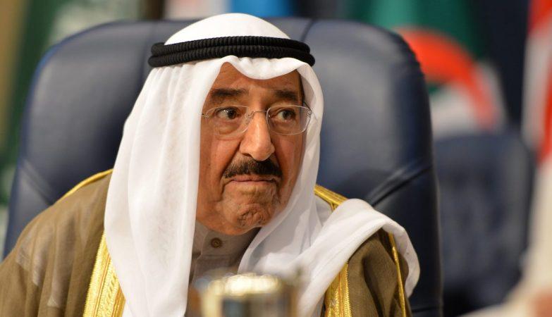 O Emir do Kuwait, Sabah al-Ahmad al-Sabah
