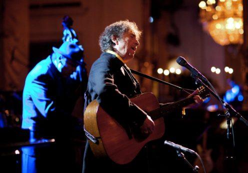Bob Dylan, Nobel da Literatura 2016