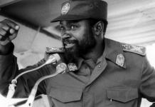 O antigo Presidente moçambicano, Samora Moisés Machel, morreu aos 53 anos