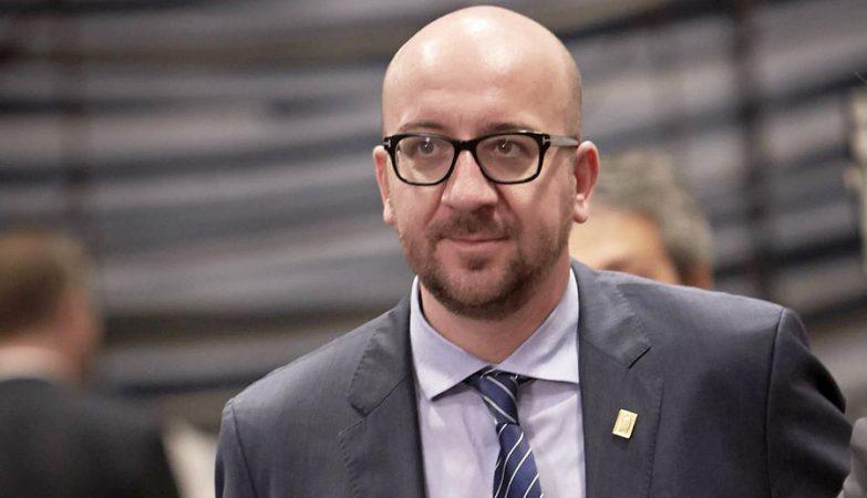 Charles Michel, primeiro-ministro belga