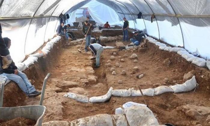 Vestígios da Terceira Muralha descobertos em Jerusalém