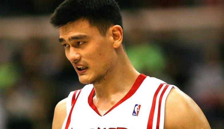 Yao Ming, ex-jogador da NBA