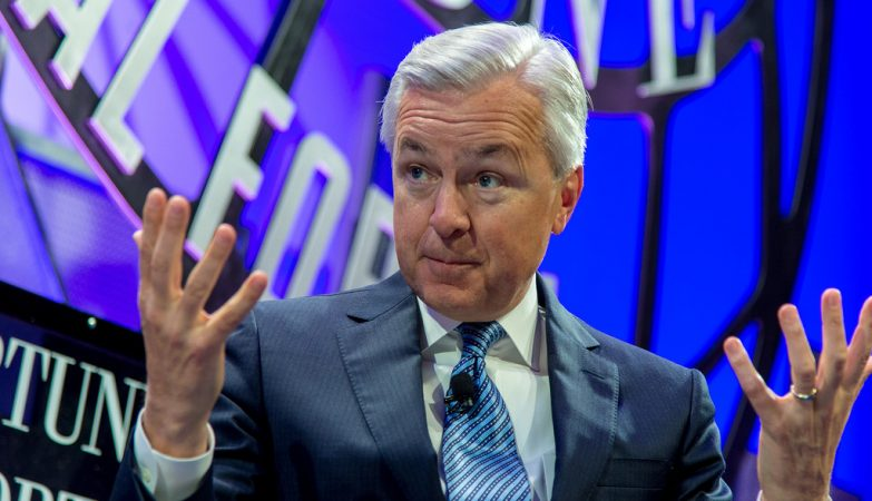 John Stumpf, CEO do banco Wells Fargo