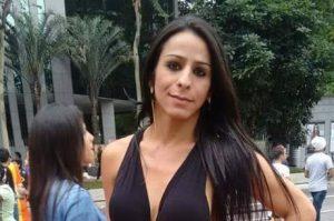 Larissa foi morta a tiros e atirada para um passeio, em São Paulo, em junho de 2016
