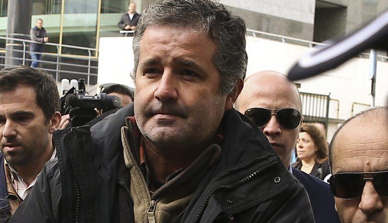 Pedro Dias, suspeito de um duplo homicídio em Aguiar da Beira