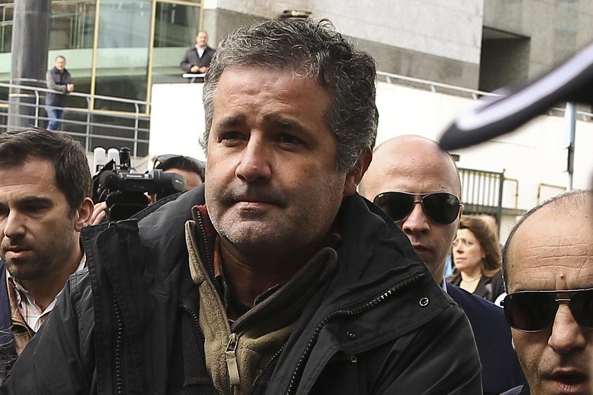 Pedro Dias recusa-se a dar amostra de ADN à polícia - ZAP
