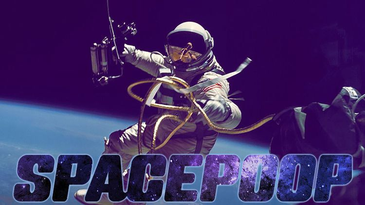 Space Poop Challenge
