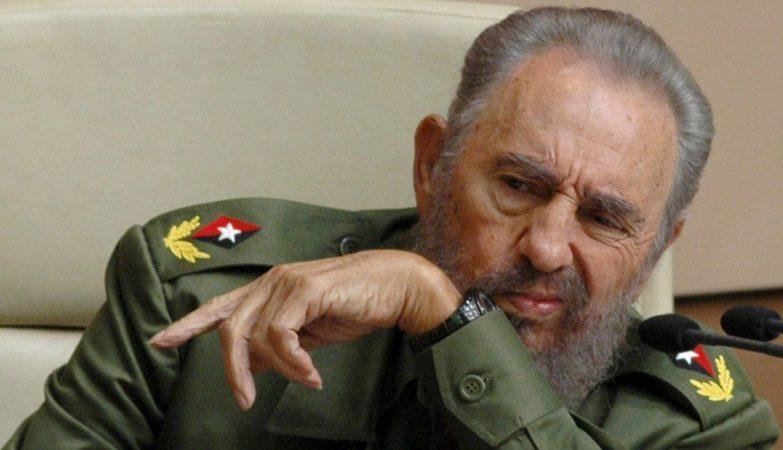 Fidel Castro foi o líder mundial não ligado a uma monarquia mais longevo do século 20