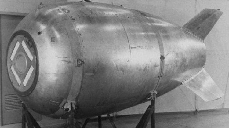 A bomba nuclear Mark IV, dos EUA