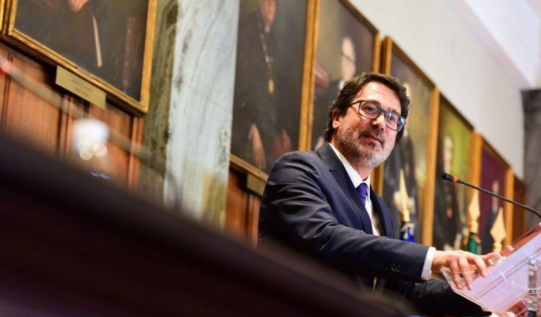 Guilherme Figueiredo, o novo bastonário da Ordem dos Advogados