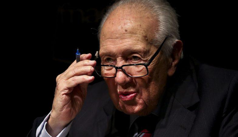 O ex-presidente da República e ex-líder do PS, Mário Soares