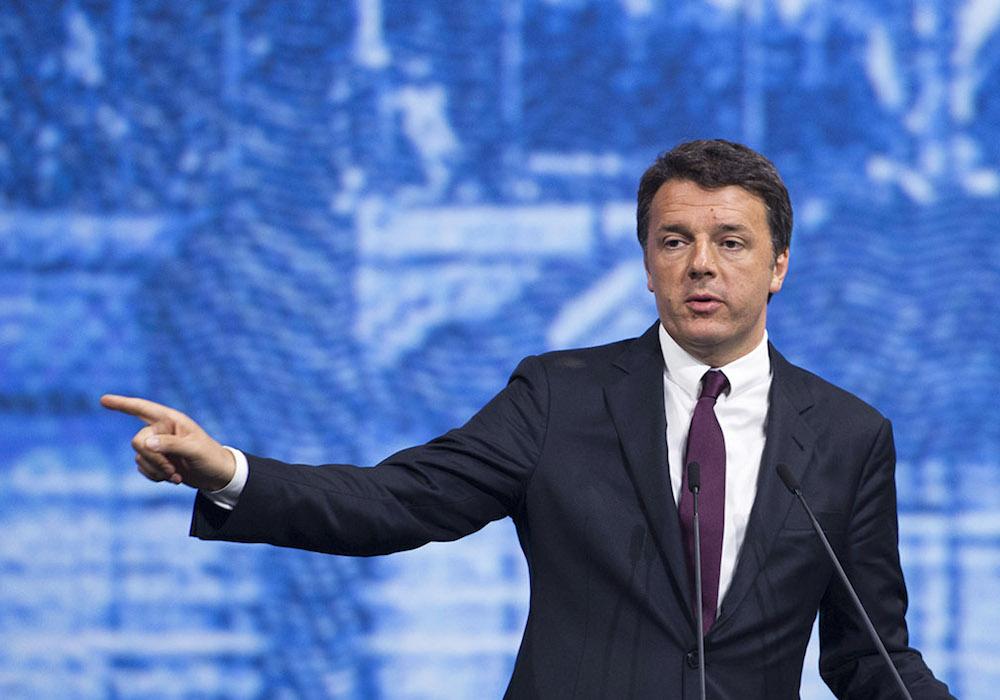 Matteo Renzi boycotts meeting (and Italian government may fall)