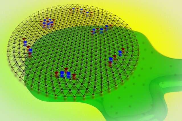 Cientistas acreditam ter finalmente captado o processo de fusão quântica.