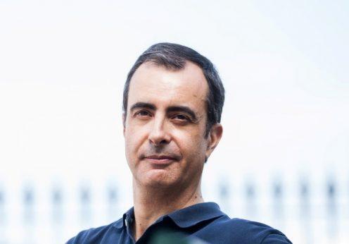 O escritor e filólogo Frederico Lourenço