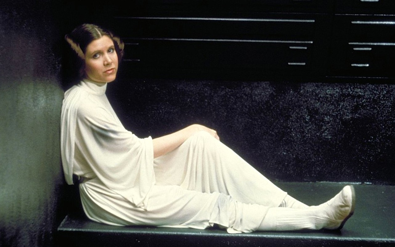 A Princesa Leia Organa, (1983)