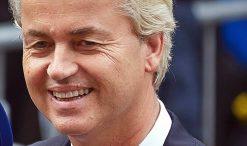 Geert Wilders, líder da extrema-direita na Holanda