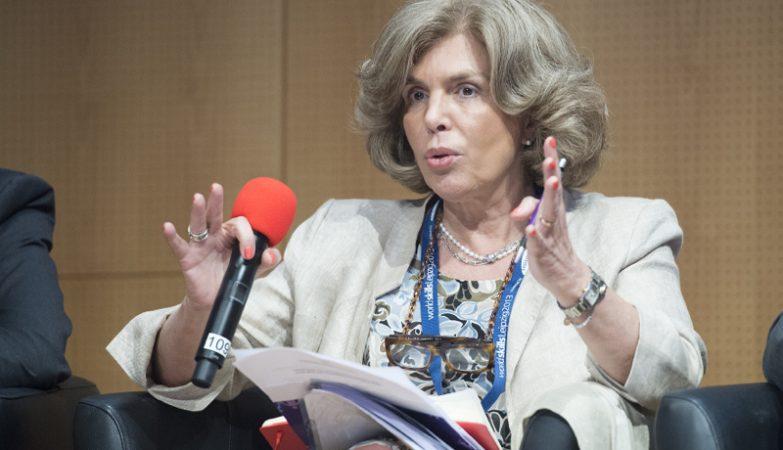 Isabel Mota, a nova presidente da Fundação Calouste Gulbenkian