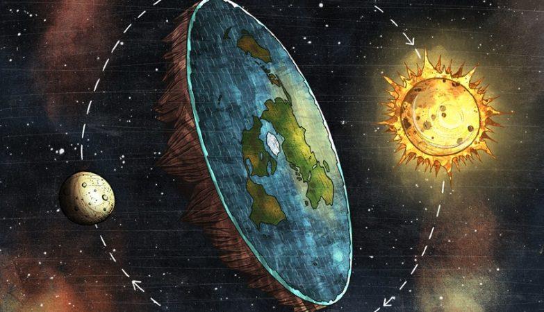 Homem viajará em foguete caseiro para provar que a Terra é plana