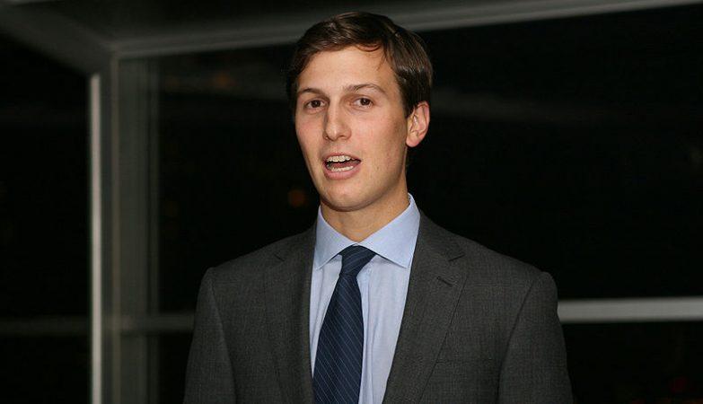Jared Kushner, marido de Ivanka Trump e novo conselheiro sénior de Donald Trump na Casa Branca