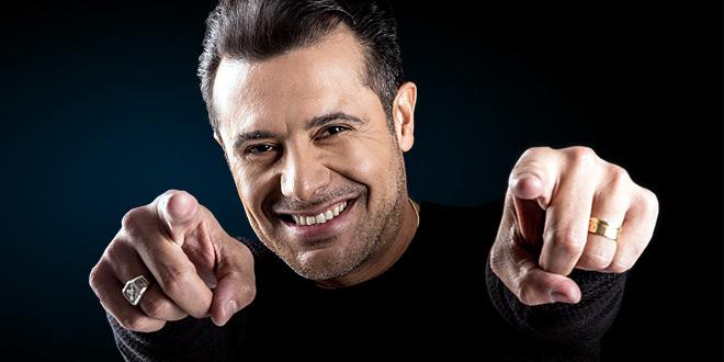 O deputado Marcelo Aguiar, que também é cantor gospel