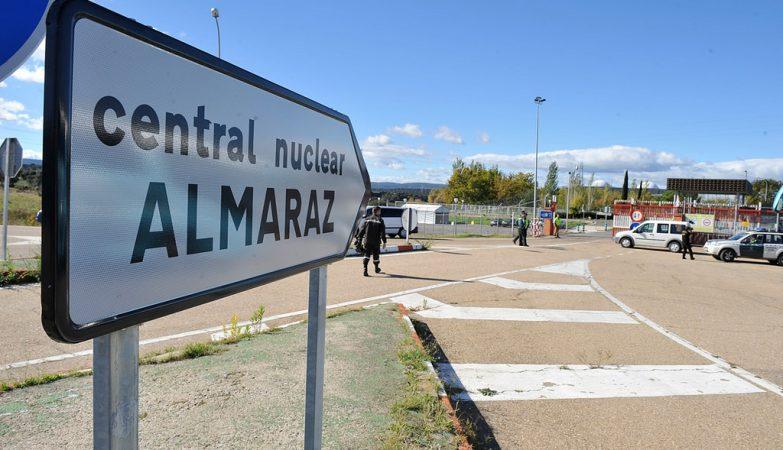 Central Nuclear de Almaraz, em Cáceres