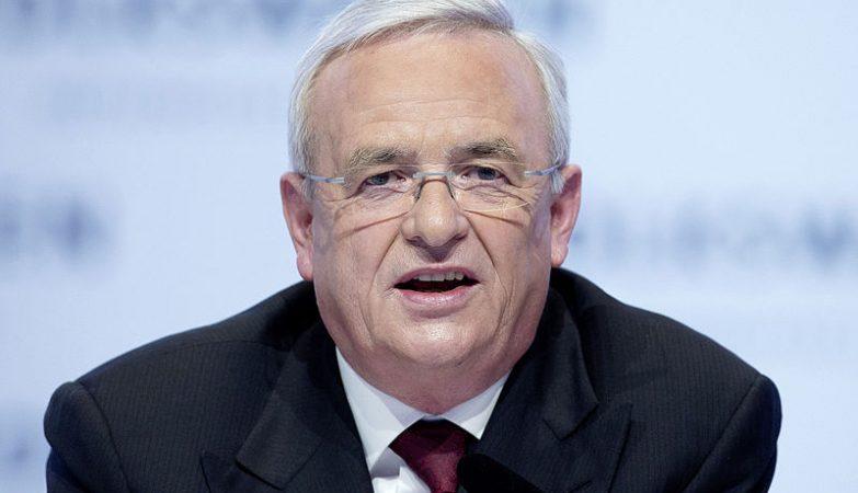 Martin Winterkorn, antigo CEO da Volkswagen