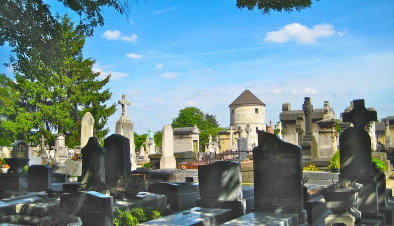 Cemitério de Montparnasse, Paris