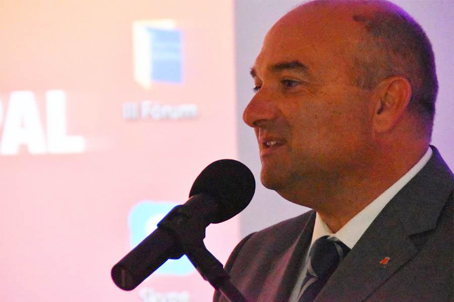 Carlos Bernardes, presidente da Câmara de Torres Vedras