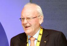 O ex-presidente da Alemanha Roman Herzog