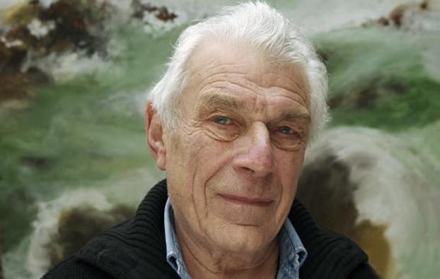 O escritor e crítico de arte britânico John Berger